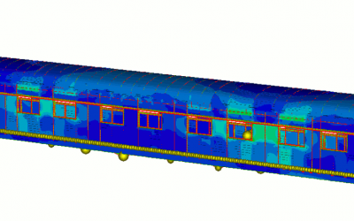 Reinstating structural capacity of a modified passenger car