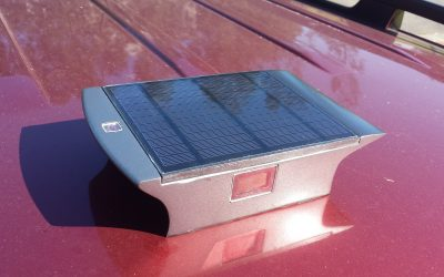 Mobile Solar Irradiance Data Node